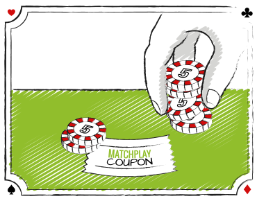Match Play Coupons