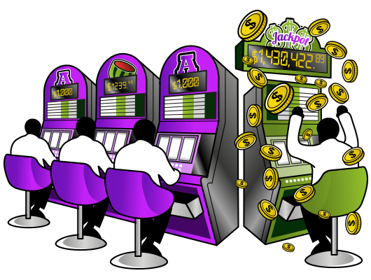 Pros and Cons of Slot Machines
