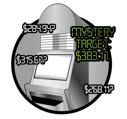 Mystery  Target