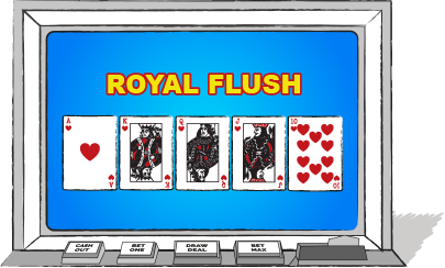 Video Poker Tournament Play