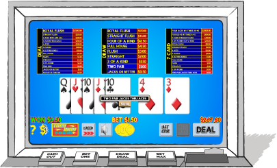 Video Poker Multiple Play- Chapter 4.4
