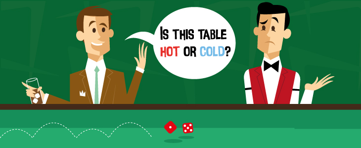 Hot or Cold Table