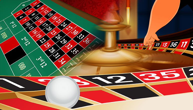The four steps of signature play roulette prediction