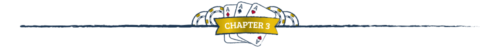 Chapter 3 - Three Card Poker Strategy